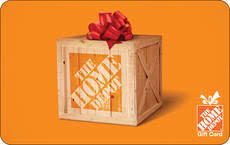 The Home Depot Gift Card Balance | GiftCards.com