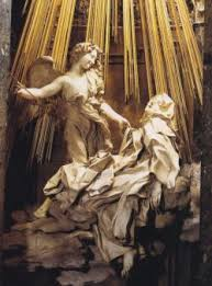 gian lorenzo bernini the ecstasy of st teresa