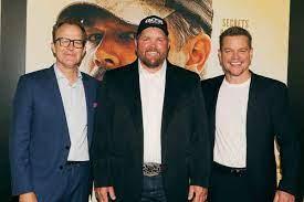 Marlow's Kenny Baker helped Matt Damon ...