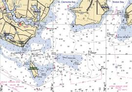 Ocean Charts Oceangrafix Introduces Trifold Folded Nautical Charts