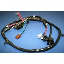 wiring harness  1963 1966 chevy c10 front light harness