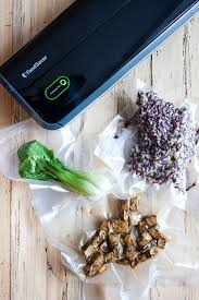 Longer Lasting Meal Prep With Foodsaver The Full Helping