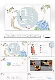 Awesome Fresh And Elegant Japanese Style And Style Ppt Templates For