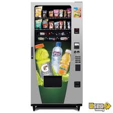 Snack And Drink Vending Machine Magnificent Selectivend Advantage Gatorade Machine Used Selectivend Advantage