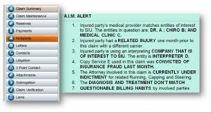 Insurance company of the west. New Insurance Fraud Technology Actionable Intelligence To Help Law Enforcement Officer