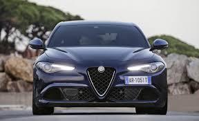 alfa romeo new car releasesAlfa Romeo Plans a BMW 5series Rival  News  Car and Driver