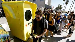 Snapchat Glasses Vending Machine Interesting Snapchat Spectacles Vending Machine Determine Its Next Location