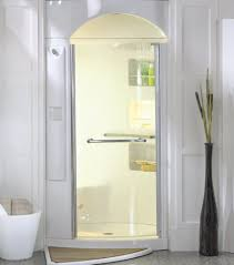 corner shower enclosure kits. outstanding corner shower stall kits with seat in immaculate white theme design ideas furnishing enclosure