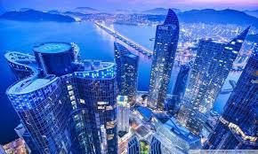 busan south korea ultra hd desktop