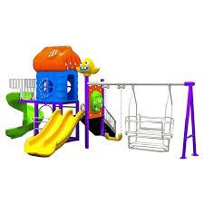 slide swing play house garden playset