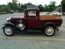 Curbside Classic: 1930 Ford Model A Pickup – The Modern Pickup is ...