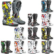 Sidi Crossfire 3 Size Chart Details About Sidi Crossfire 2 Srs Motocross Mx Dirt Bike Off Road Boots All Sizes Colours