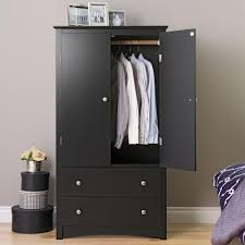 prepac  armoires  bedroom furniture  the home depot