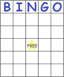 Blank Bingo Card Template Microsoft Word Hdsat Info