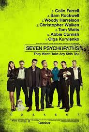seven psychopaths movie review roger ebert seven psychopaths movie poster