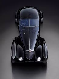 Type 57s were built from 1934 through 1940, with a total of 710 examples produced. 1933 1938 Bugatti 57sc Atlantic Coupe Top Speed