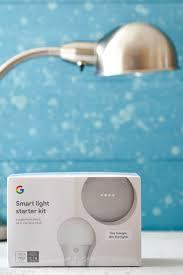 Google Home Mini Smart Light Starter Kit Google Light Starter Kit Cigit Karikaturize Com
