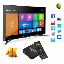 Hộp Tv Thông Minh Tivi 5g Mxq Pro 4g + 32g Android Smart Tv Box 4k