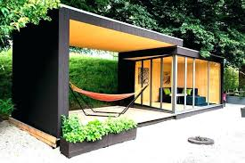 prefab shed office. Backyard Office Shed Prefab Kits Back Yard Plans U