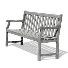 vifah renaissance 5 ft patio bench