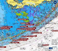 Key Largo Fishing Charts Fishing Chart Florida Keys Best Fishing Days Bdoutdoors