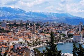 Where to hang out on a budget in Split Croatia