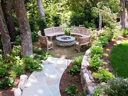 Small Picture Garden Design Ideas Seating Area Sixprit Decorps