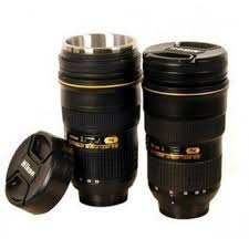 ... Nikon 24-70mm Lens Coffee Mug