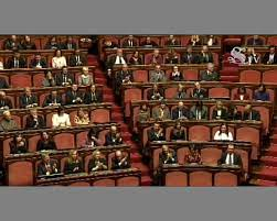 Ora in diretta dal Senato la... - Camera dei deputati
