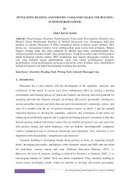 an essay on character building character building in school essay 2748 words bartleby