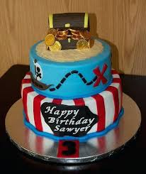 Pirates Themed Cake Umerkulovb