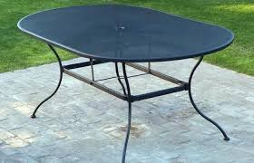 modern patio and furniture medium size iron patio table and chairs metal dazzling ideas expanded furniture