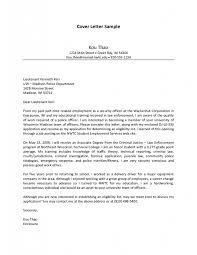 law enforcement resume cover letter samples of resumes letter of application vs cover letter