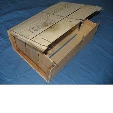 item no 1512 1 2 bushel wood wire bound crate 270 pack