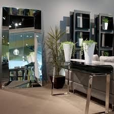 International Furniture C 4026 Xena Glam Floor Mirror
