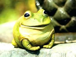 meditating frog statue garden statues gifts for moms birthday decor yoga