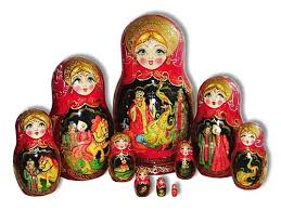matreshka english russia weird looking russian matreshkas 1