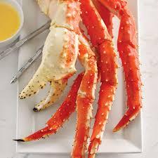 King Crab Leg Size Chart Alaskan King Crab Legs Crab Seafood