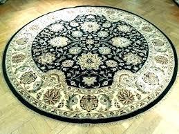 round area rugs fantastic rug ft 9 5 7 waylz nautical themed