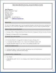 mca fresher resume template for 10 free word excel pdf format fresher resume format for mca
