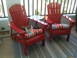 Outdoor Chairs Adirondack Chair Pads 20x20 Patio Chair Cushions