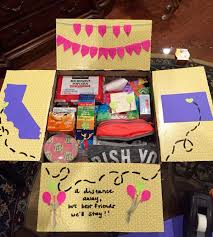 10 lovely diy birthday gift ideas for best friend birthday care package for a best friend