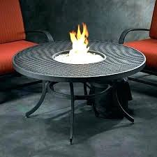 round gas fire table gas table fire pit round fire table round gas fire pit table