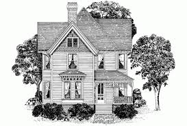 Eplans Victorian House Plan   An Old Fashioned Beauty      Front