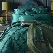 dark green bedding sets wonderful blue pink purple lace princess bedspread bed skirt solid color sheets