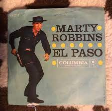 "BILLBOARD #1 HITS: #24:""EL PASO""- MARTY ROBBINS"