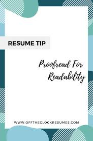 19 Resume Tips That Will Get You Hired In 2019 Job Search Resume