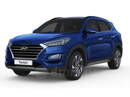 Hyundai Tucson 2019 в Санкт-Петербурге, Стоимость авто с ...
