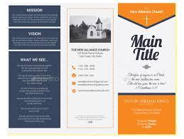 Church Welcome Brochure Samples 10 Popular Church Brochure Templates Design Free Psd Jpeg Eps