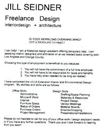 38 Breathtaking Interior Design Assistant Cover Letter At